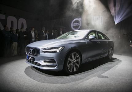 Volvo S90/V90 entre os 7 finalistas do Car of the Year