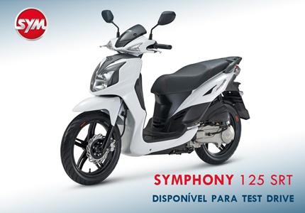 Sym Symphony 125 SRT