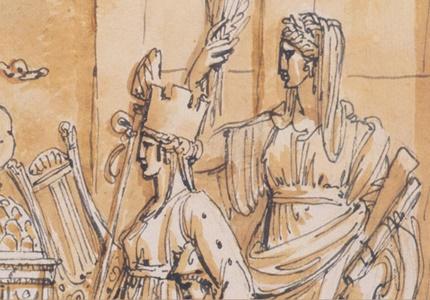 Giuseppe Cades (1750-1799) A Invenção da História /MNAA