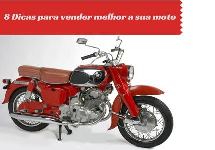 8 dicas para vender melhor a sua moto