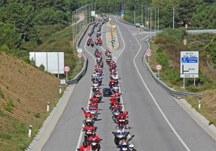 Moto Clube do Porto organiza FIM Mototour of Nations 2016
