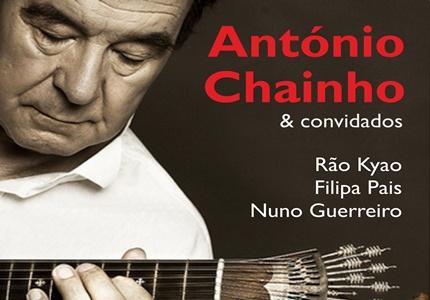 """Curia recebe António Chainho e seus """"cúmplices"""""""