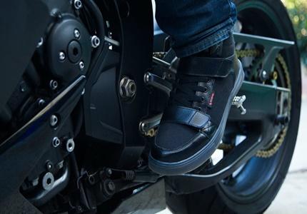 Botas de motociclismo Roame Zeros - uma ideia brilhante