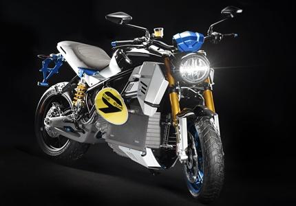 Energica EsseEsse9 concept - a Cafe Racer do futuro