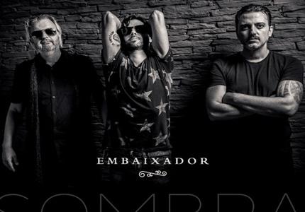 "Embaixador apresenta o álbum ""Sombra"""