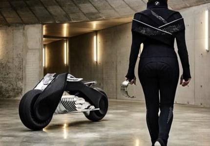 BMW Vision Next 100 - o futuro do motociclismo começa agora.
