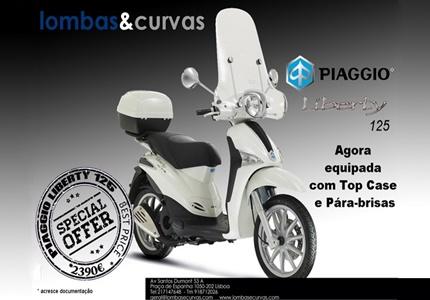 BEST PRICE Piaggio Liberty 125