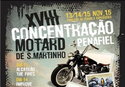 XVIII Concentração do Moto Clube Vale do Sousa