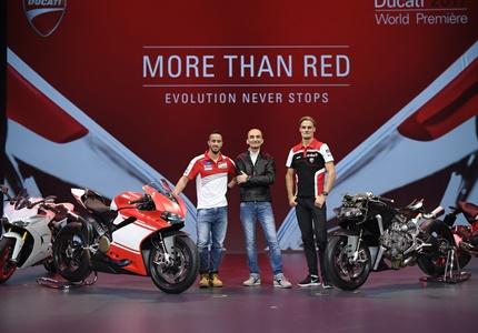 EICMA 2016: Ducati apresenta seis novos modelos em Milão