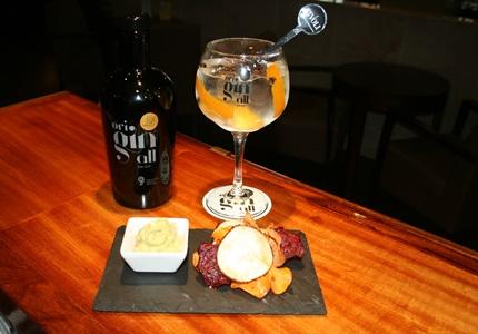 Tivoli Caffè promove gin original de Coimbra na nova carta