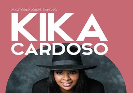 Kika Cardoso em concerto no Centro Cultural Olga Cadaval