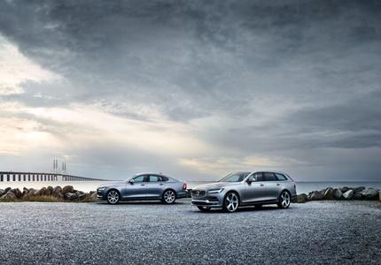 Fim-de-semana de Portas Abertas assinala lançamento dos novos Volvo S90 e V90