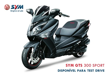 Sym Gts 300 Sport