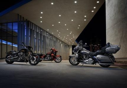 Harley-Davidson  multada por alterar níveis de emissões de poluentes.