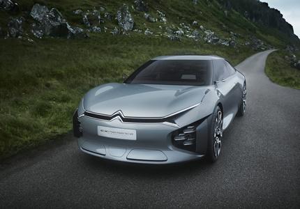 Citroën Cxperience Concept em estreia mundial no Salão de Paris 2016