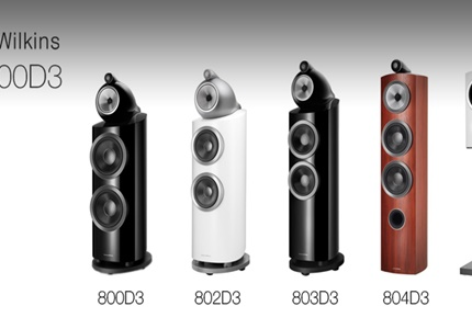 BOWERS & WILKINS 800D3