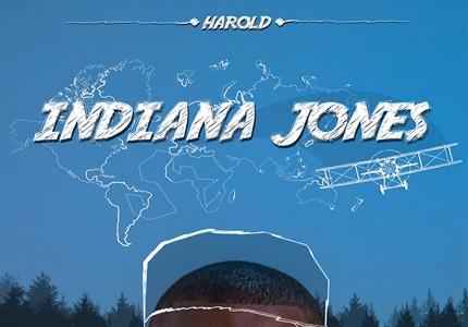 """Harold apresenta """"Vai e Vem"""", primeiro avanço do álbum de estreia """"Indiana Jones"""""""