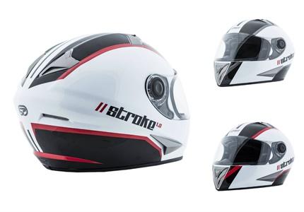 Novos capacetes da Sprint - os Run Stroke já estão nas lojas
