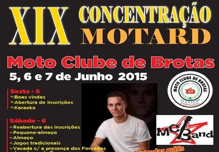 XIX Concentração Motard - Moto Clube de Brotas