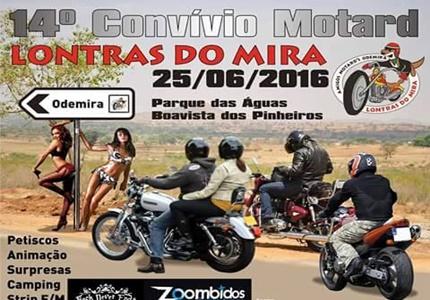 14º Convívio Motard - Lontras do Mira