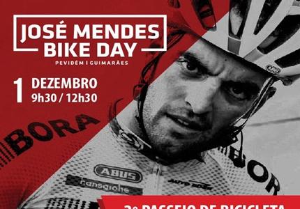 José Mendes Bike Day - Evento solidário em Guimarães