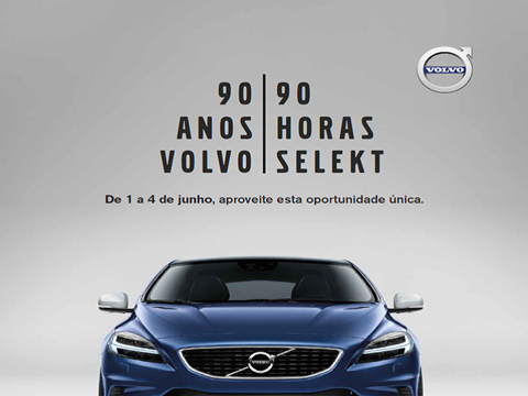 90 Horas Volvo Selekt