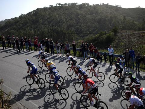 Fevereiro recheado de ciclismo no Eurosport