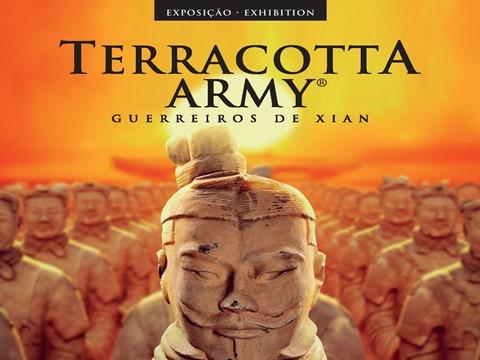 Exposição Terracotta Army - Guerreiros de Xian chega a Lisboa