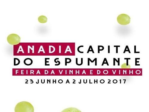 Feira da Vinha e do VInho de Anadia - Anadia Capital do Espumante