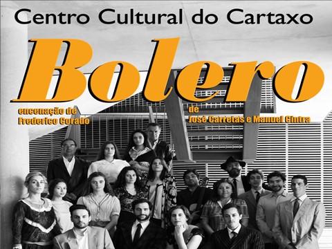 "Teatro: ""Bolero""  no Cartaxo"