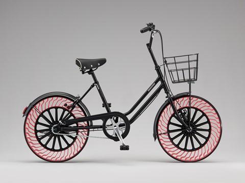 """Bridgestone desenvolve a próxima geração de pneus para bicicleta """"Air Free"""""""