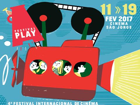4ª edição do PLAY - Festival Internacional de Cinema Infantil & Juvenil de Lisboa