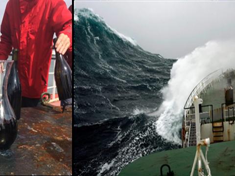 "Poseidon regressa a terra ""mais aveludado"""