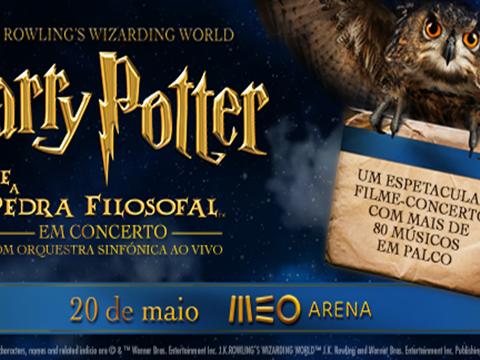 """Maestrina Sarah Hicks dirige Orquestra Filarmonia das Beiras no filme-concerto """"Harry Potter e a Pedra Filosofal"""""""