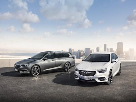Novo Opel Insignia equipado com motores da mais recente geração