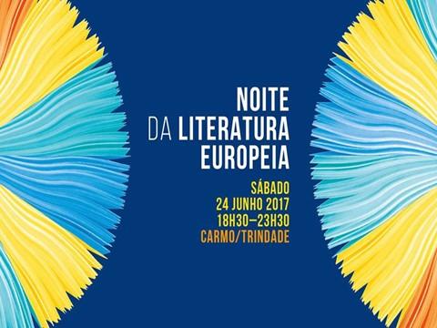 Noite da Literatura Europeia 2017