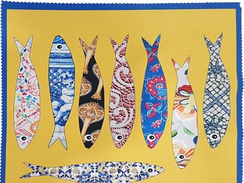 Terra Lusa lança novo produto inspirado nas sardinhas de Lisboa