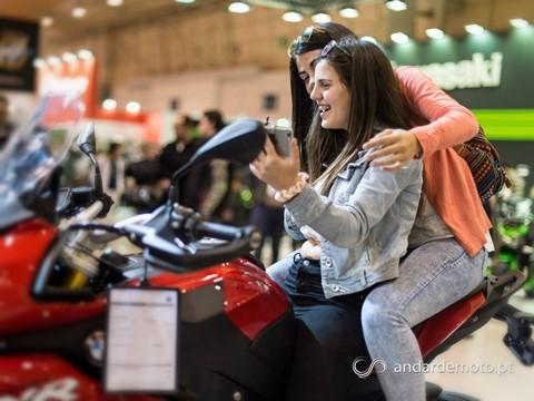 Lisboa Moto Show já abriu e recomenda-se!