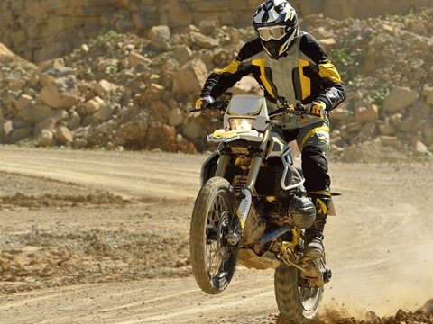 Touratech R 1200 GS Rambler