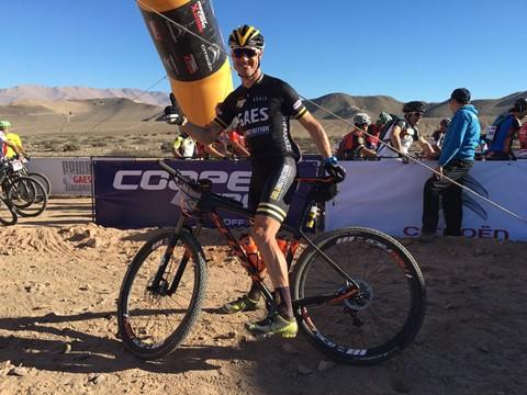 Vitor Gamito vence Epica MTB Raid Atacama 2016