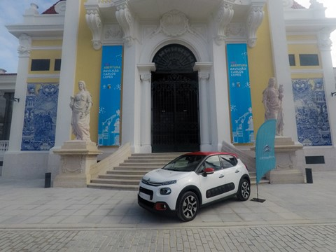 Auto News: Citroën C3 é o carro oficial do Peixe em Lisboa 2017
