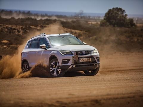 SEAT Ateca enfrenta testes extremos em Espanha - 25.000 quilómetros no limite