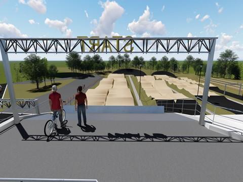 Anadia vai ter primeira pista de BMX olímpica da Península Ibérica