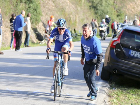 Amaro Antunes destrona Rinaldo Nocentinino Ranking Ciclista do Ano