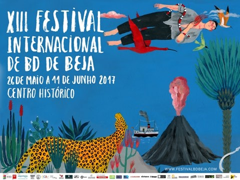 XIII Festival Internacional de Banda Desenhada de Beja