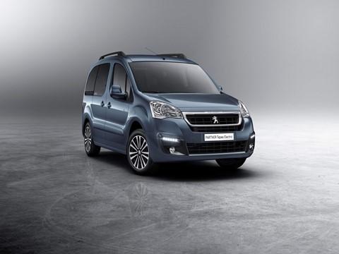 Novo Peugeot Partner Tepee Electric - O conceito elétrico ganha uma nova dimensão