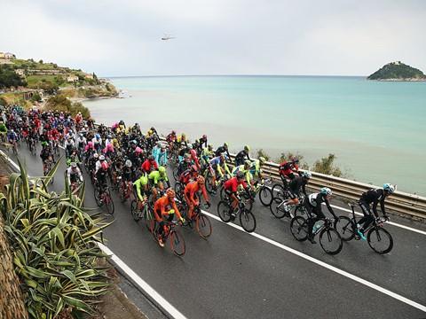Eurosport dedica mês de março ao ciclismo