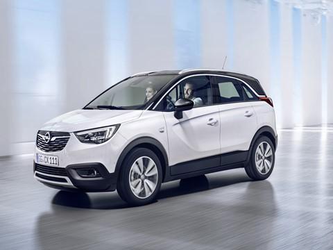Novo Opel Crossland X: estilo e versatilidade, na cidade e não só