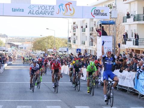 Já são conhecidas as etapas da 43ª Volta ao Algarve