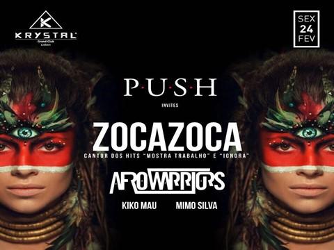 Zoca Zoca anima o Carnaval lisboeta no Krystal Grand Club